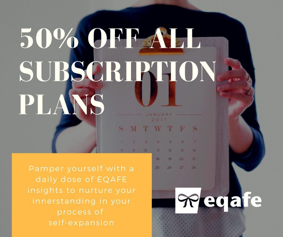 Special Fifty Percent off Subscription Plans