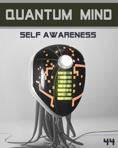 Full quantum mind self awareness step 44