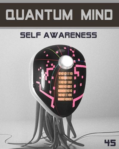 Full quantum mind self awareness step 45