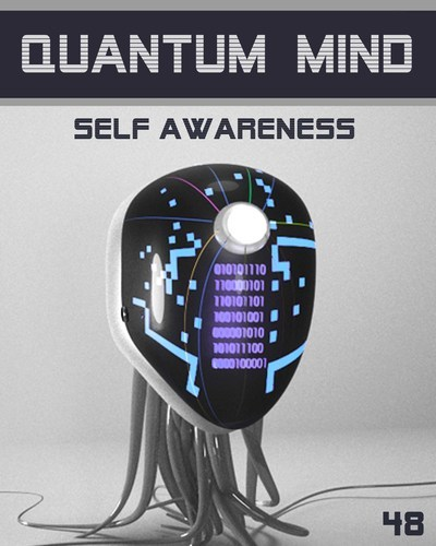 Full quantum mind self awareness step 48