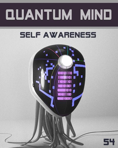 Full quantum mind self awareness step 54