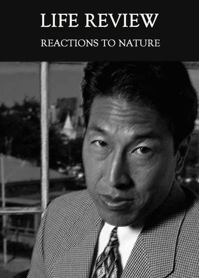 Full reactions to nature life review