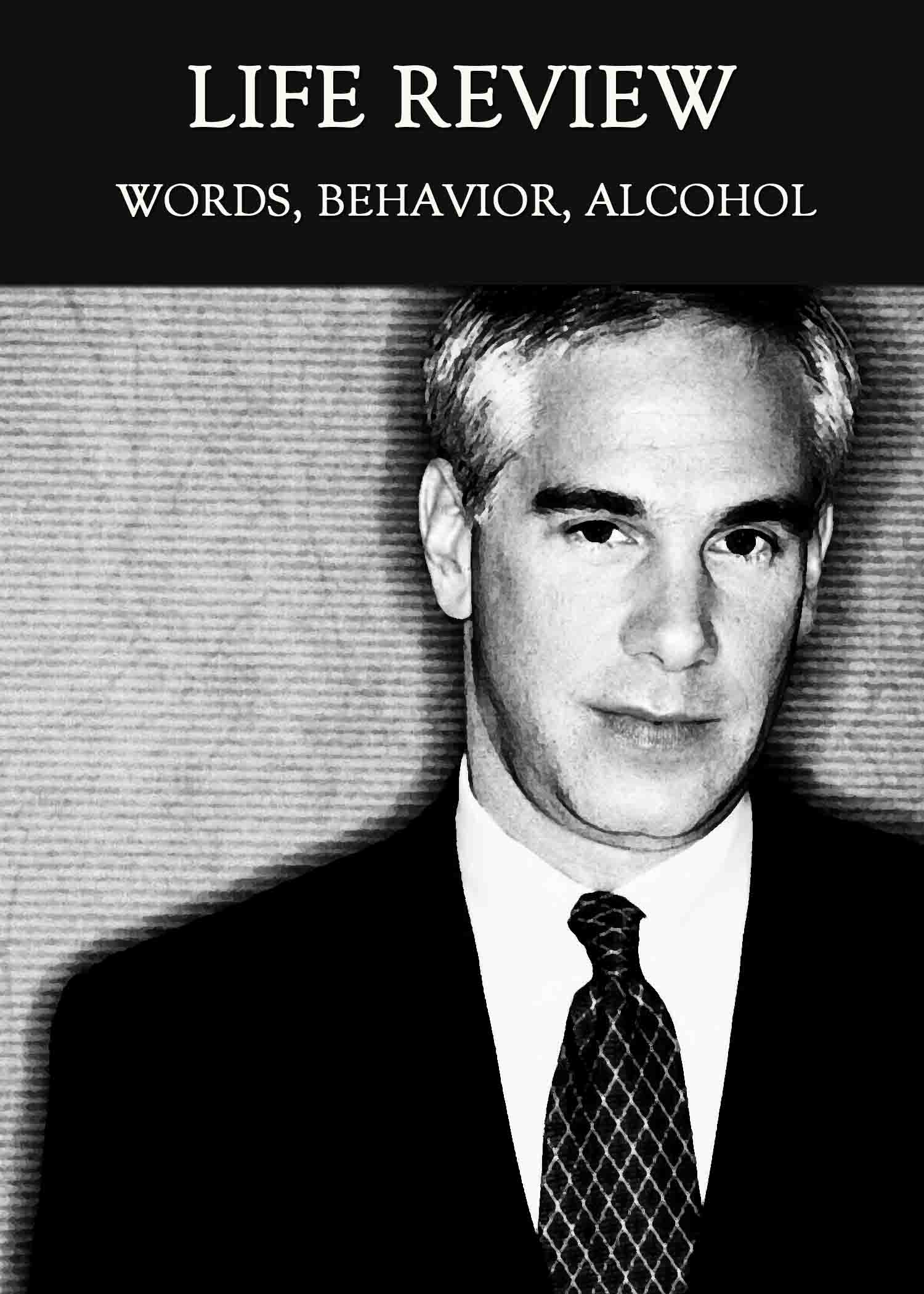 a journal of the life and complaints of an alcoholic Alcohol research: current reviews is the peer-reviewed journal of the national institute on alcohol abuse and alcoholism each issue presents an in-depth review of an .