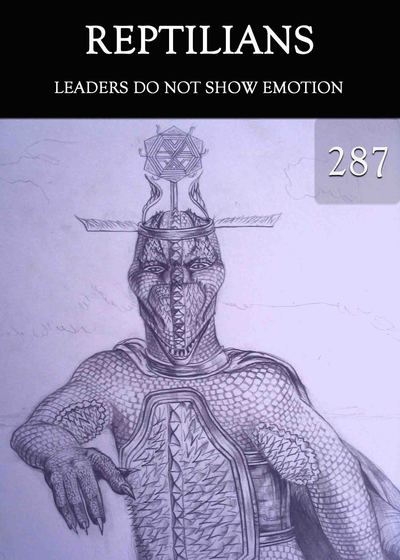 Full leaders do not show emotion reptilians part 287