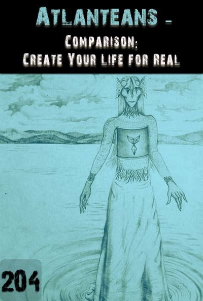 Full comparison create your life for real atlanteans part 204