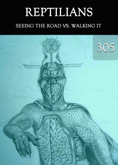 Full seeing the road ahead vs walking it reptilians part 305