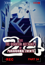 Feature thumb guides the quantum mechanics of paranormal events part 24