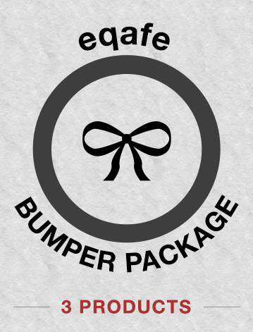 Full eqafe bumper package 3 products