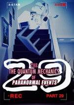 Feature thumb parallels the quantum mechanics of paranormal events part 29