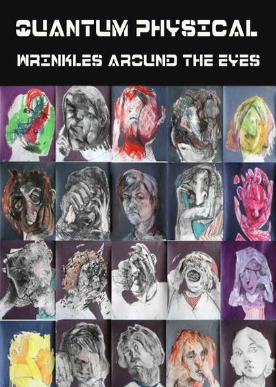 Full wrinkles around the eyes quantum physical