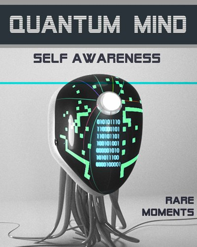 Full rare moments quantum mind self awareness
