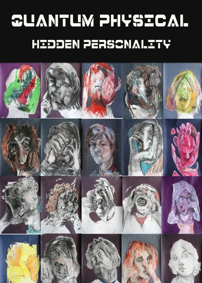 Full hidden personalities quantum physical