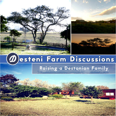 Full raising a destonian family part 2 desteni farm discussions