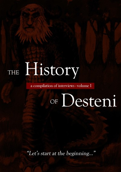 Full the history of desteni volume 1