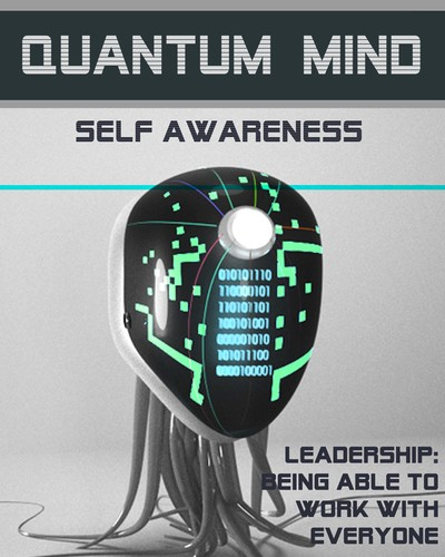 Full leadership being able to work with everyone quantum mind self awareness