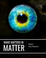Feature thumb nose dry sneeze what matters in matter