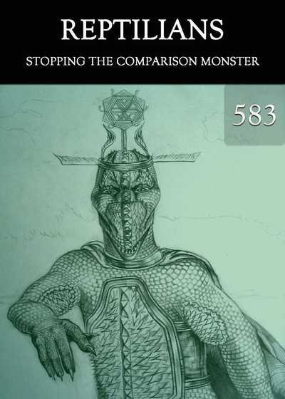 Full stopping the comparison monster reptilians part 583