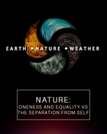 Feature thumb nature oneness and equality versus the separation from self earth nature and weather