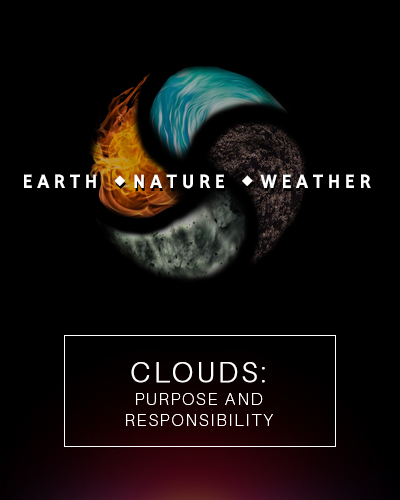 Full clouds purpose and responsibility earth nature and weather