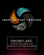 Feature thumb snowflake perfection and the principle of two or more earth nature and weather