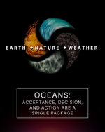 Feature thumb oceans acceptance decision and action are a single package earth nature and weather