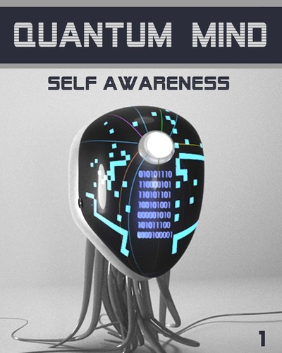Full quantum mind self awareness step 1