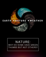 Feature thumb why do some have green thumbs but not others earth nature and weather