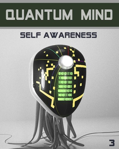 Full quantum mind self awareness step 3