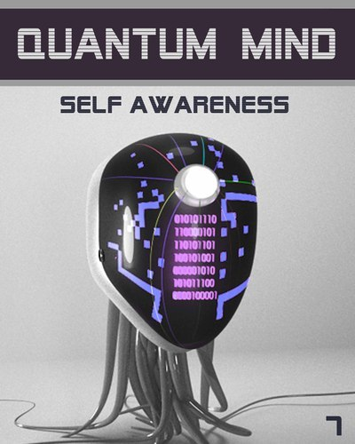 Full quantum mind self awareness step 7