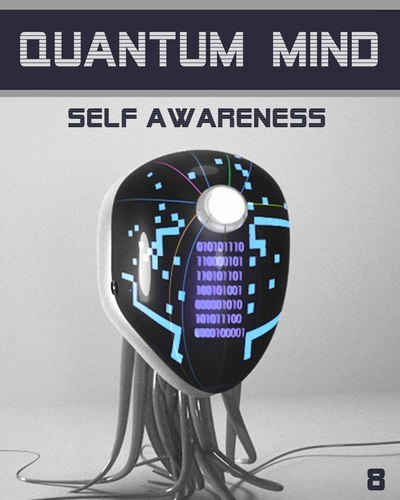 Full quantum mind self awareness step 8