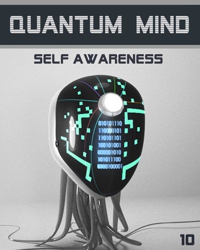 Full quantum mind self awareness step 10