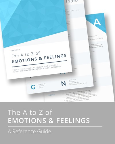 Full the a to z of emotions feelings