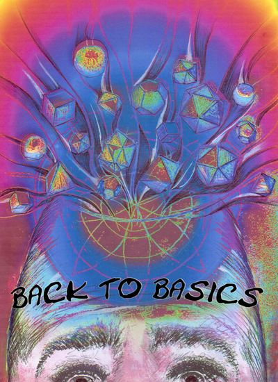 Full consciousness static back to basics