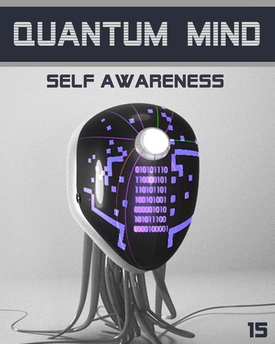 Full quantum mind self awareness step 15