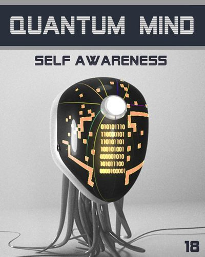 Full quantum mind self awareness step 18