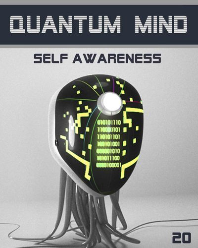 Full quantum mind self awareness step 20