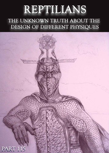 Full reptilians the unknown truth about the design of different physiques part 115